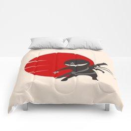 LITTLE NINJA STAR Comforters