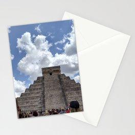 Chichen Itza Mex Stationery Cards