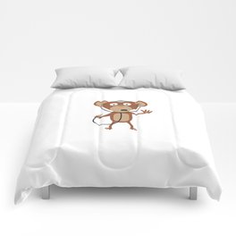 monkey doctor Comforters