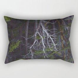 Still Shifting Rectangular Pillow
