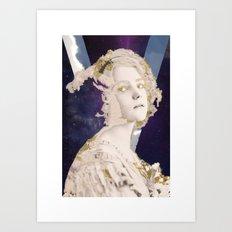 dear mother Art Print