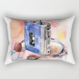 Vintage gadget series: Sony Walkman TPS-L2 Rectangular Pillow