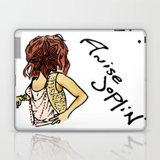 Anise Joplin Laptop & iPad Skin