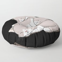 Comfy Bed - CAT Floor Pillow
