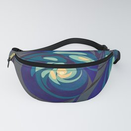 "West (""Elementals"" series) Fanny Pack"