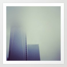 WTC Art Print