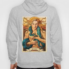 El Sol - From the Loteria Camp Series Hoody