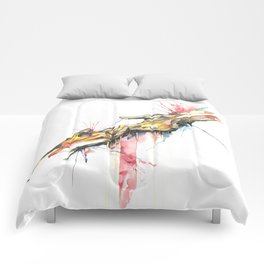 the greatest gift Comforters