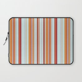 Combined Stripe Pattern - Clear Sailing Colorway Laptop Sleeve