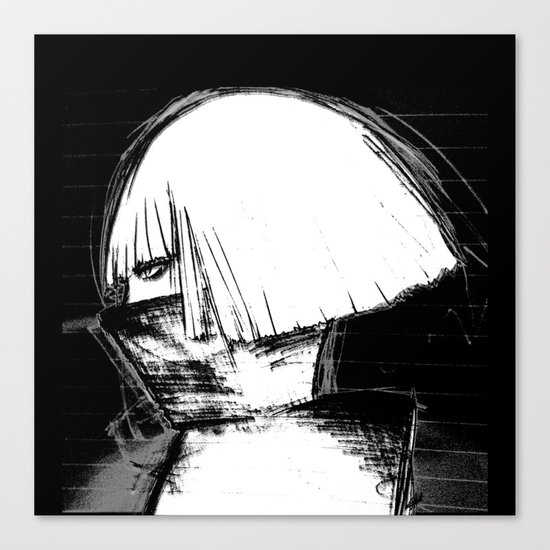 Mother Monster Canvas Print