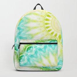 Mandala fresh turquoise     Backpack