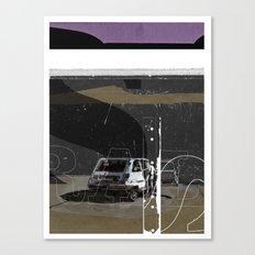 ROUGHKut#050916 Canvas Print