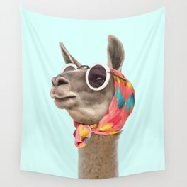FASHION LAMA Wall Tapestry