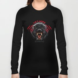 Wild Mode. Bjj, Mma, grappling Long Sleeve T-shirt
