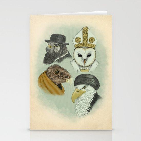 Birds of Pray Stationery Cards