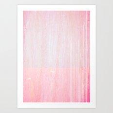 played as heard Art Print