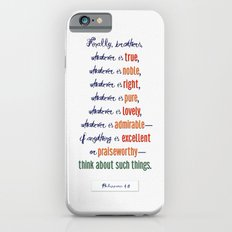 Think About Such Things . . . iPhone 6 Slim Case