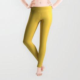359 ~ Faded Yellow Leggings
