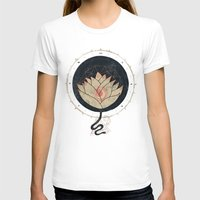 T-shirts featuring Lotus by Hector Mansilla