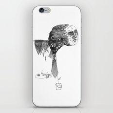 GROWIN' UP iPhone & iPod Skin