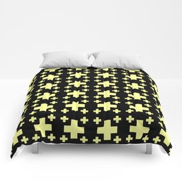 Jerusalem Cross 4 Comforters