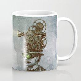 The Projectionist (colour option) Coffee Mug
