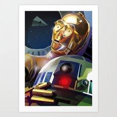 SW#41 Art Print