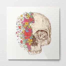 Beauty in Death Metal Print