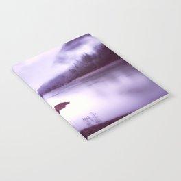 Shasta Lake Subdued Notebook