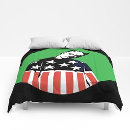 Keith Prodigy Black and Green *All proceeds donated to charity* Comforters
