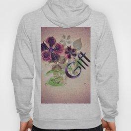 floral gift Hoody