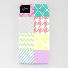 Multi Patterned Slim Case iPhone (4, 4s)