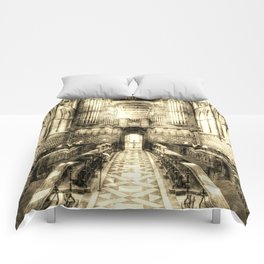 Rochester Cathedral Vintage Comforters