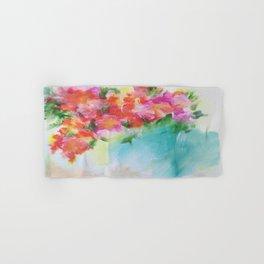 Abstract June Hand & Bath Towel