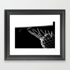 Game Score! Framed Art Print