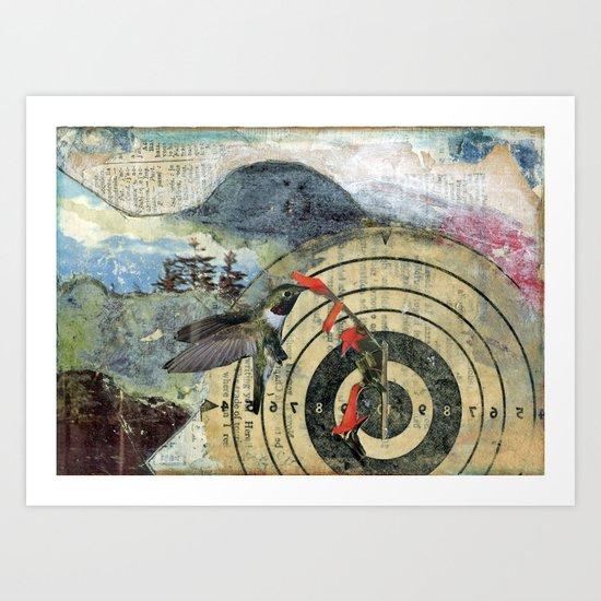 Wheel of Fortune Art Print