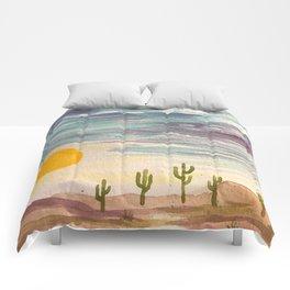 Painted Desert 2 Comforters