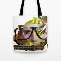 Make me perfect | Collage Tote Bag