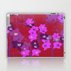 Oriental Orchids Laptop & iPad Skin