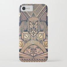 Art Deco Design iPhone 7 Slim Case