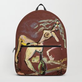 The Genie In The Bottle Backpack
