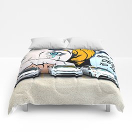 YOU'RE DEAD TO ME! Comforters