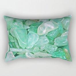 Aventurine Rectangular Pillow