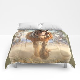 The Clydesdale Comforters