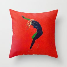 andromeda 2 Throw Pillow
