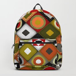 parava festive diamond Backpack
