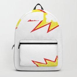 I'm A Blast - Lava Volcano Backpack