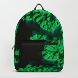 Amazing Green Fluorescence Backpack