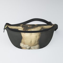 """Diego Velázquez """"The Crucified Christ"""" Fanny Pack"""