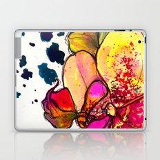 Inky Orchid Laptop & iPad Skin